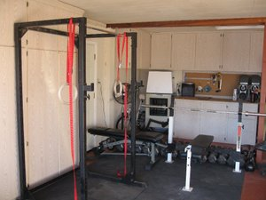Crossfit home gym crossfit at home